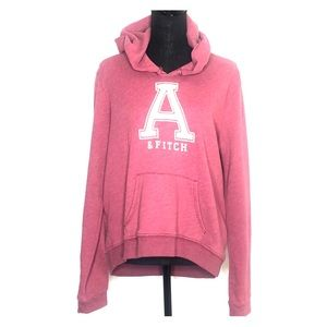 Abercrombie & Fitch woman's sweater hoodie